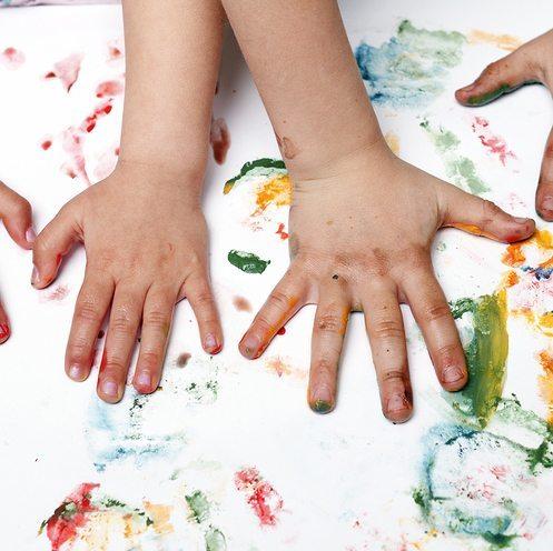 Preschool Activities for Little Siblings
