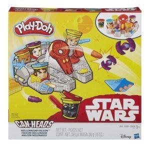 play-doh-millenium-falcon-can-heads