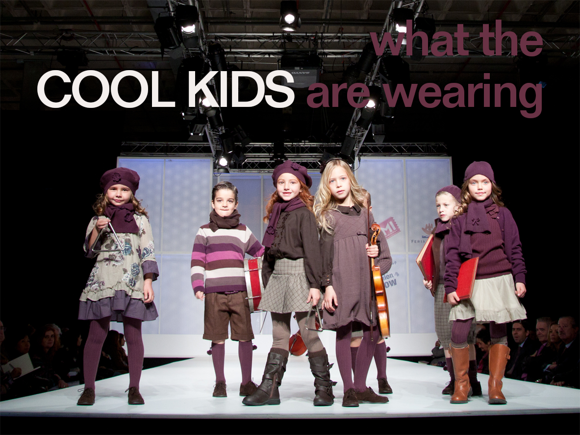 What the Cool Kids are Wearing: Back To School Fashion
