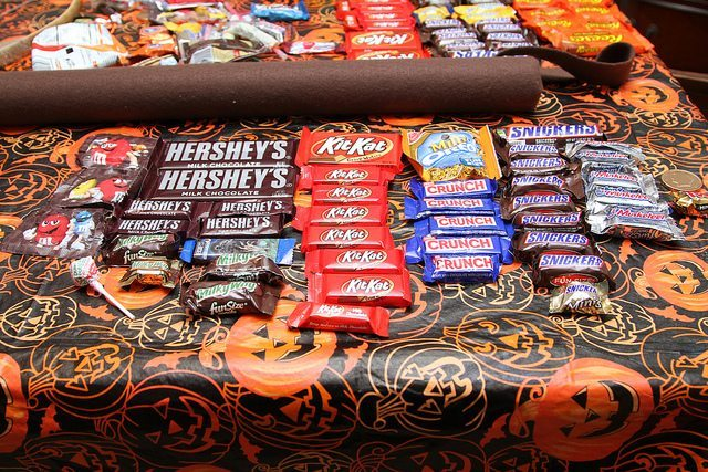 Use Your Halloween Candy to Teach Math Skills