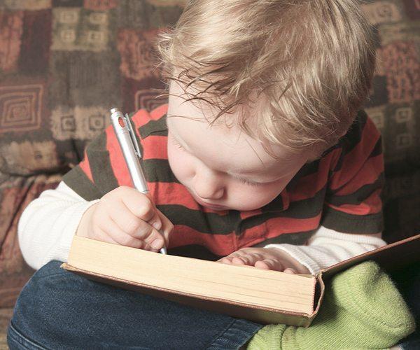 Teach Gratitude Through Journaling