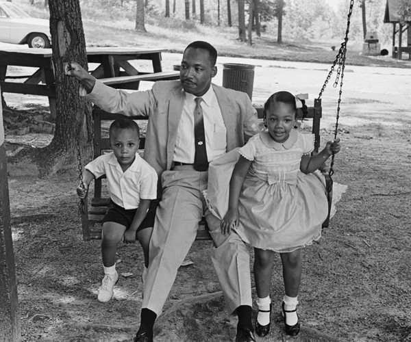 Teaching Little Ones about Martin Luther King, Jr.