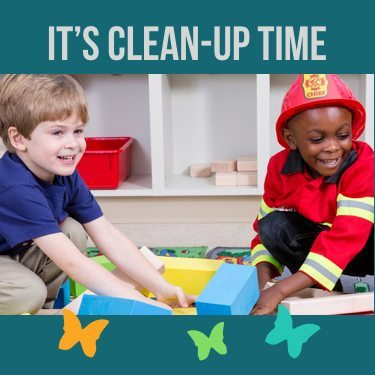 Song: It's Clean-Up Time
