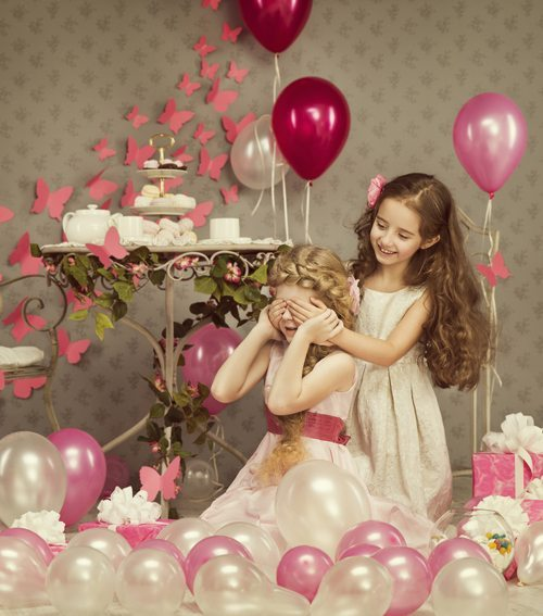 The 5 Most Insane Birthday Parties for Kids