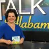 Rachel Raybin with Butterflies In My Tummy on Talk of Alabama