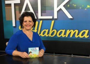 Rachel Raybin with Butterflies In My Tummy on Talk of Alabama