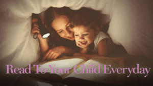 Read To Your Child Every Day