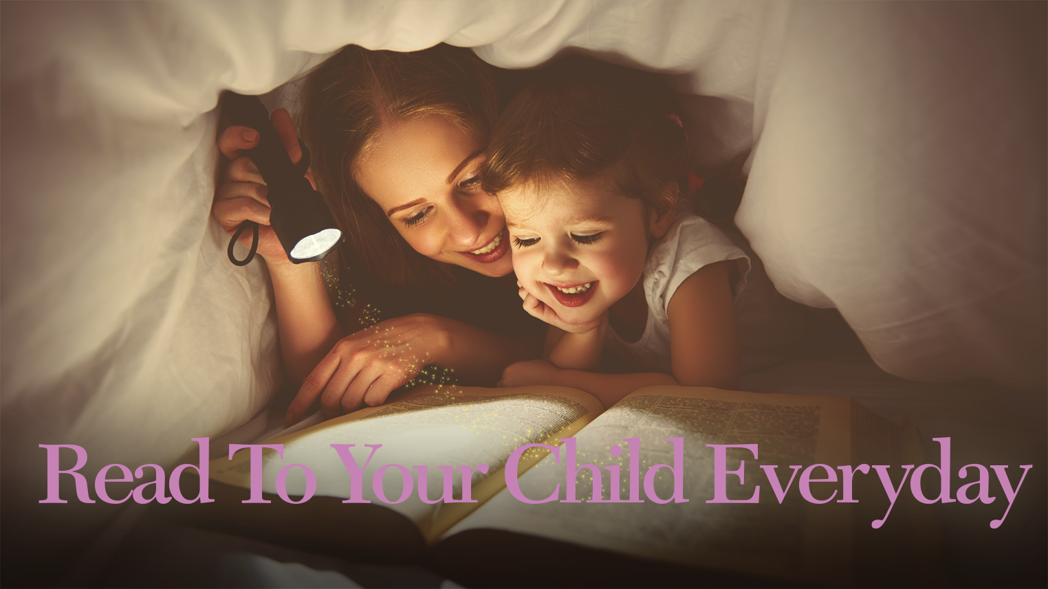 Read To Your Child Every Single Day
