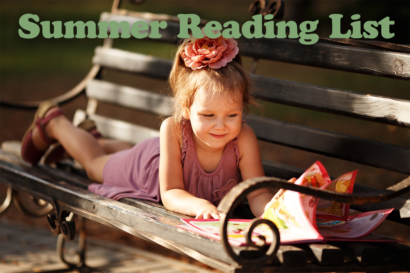 Put These Books on Your Child's Summer Reading List