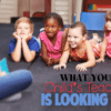 kindergarten teachers are looking for in your child