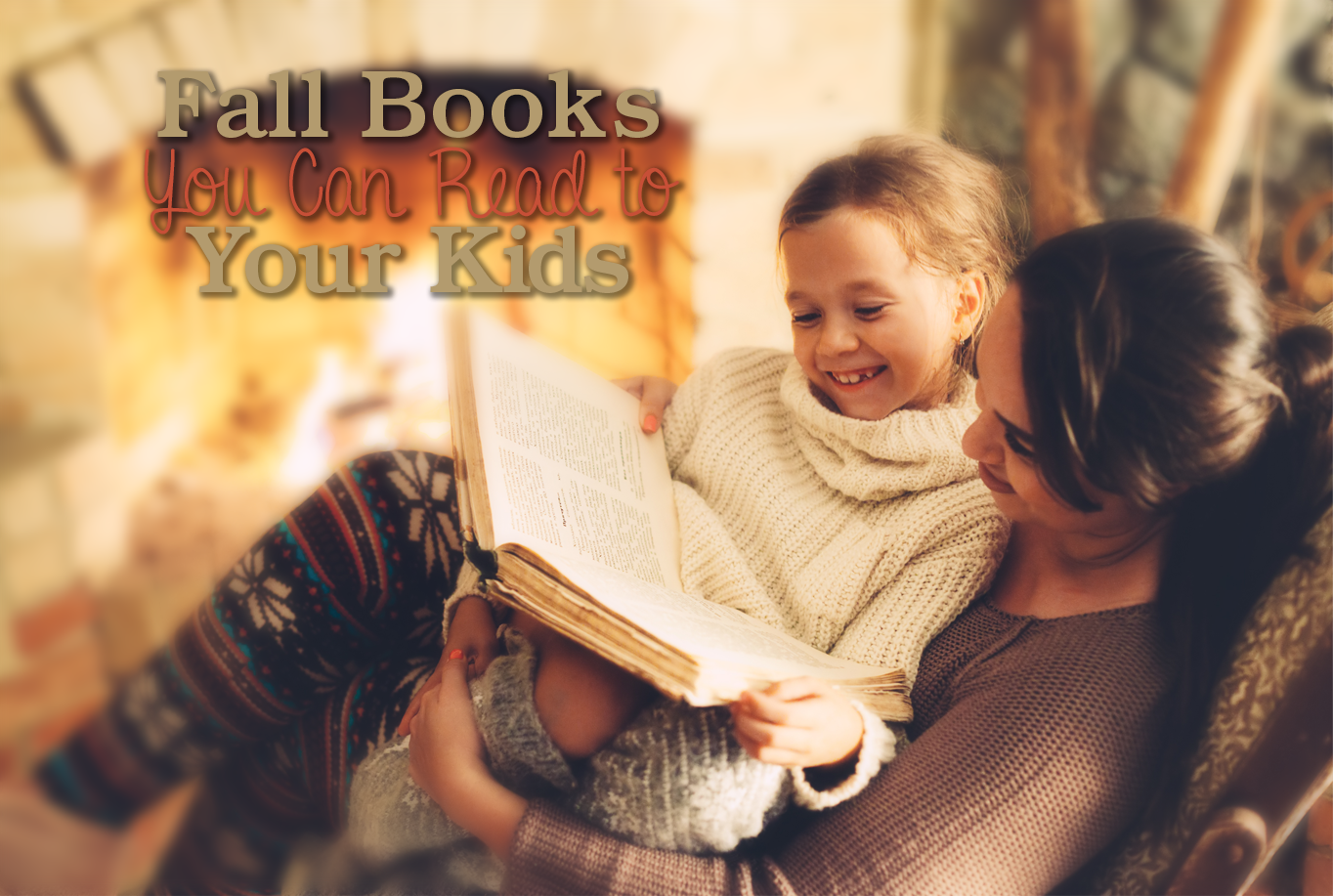 Our Favorite Fall Books You Should Read to Your Kids