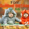 7 diy halloween costumes for kids