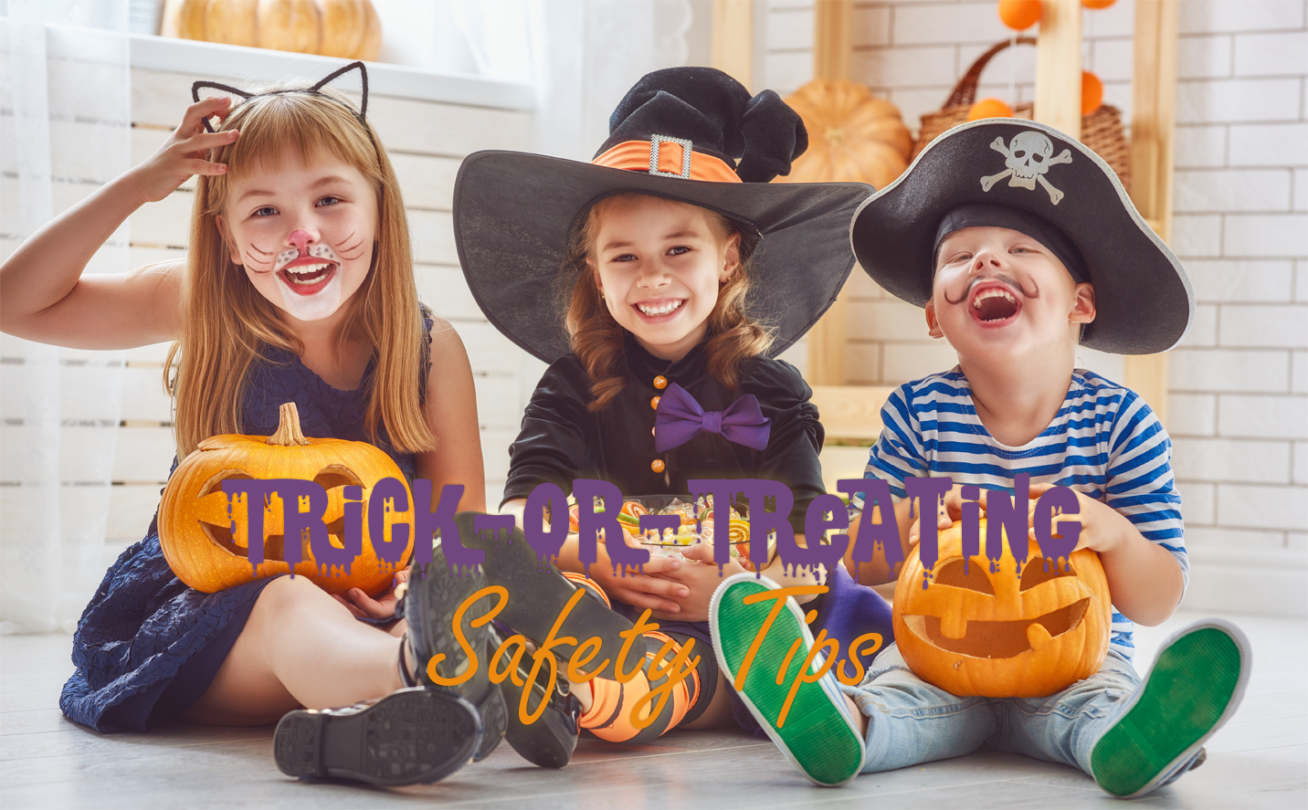 Trick-or-Treating Safety Tips for Kids