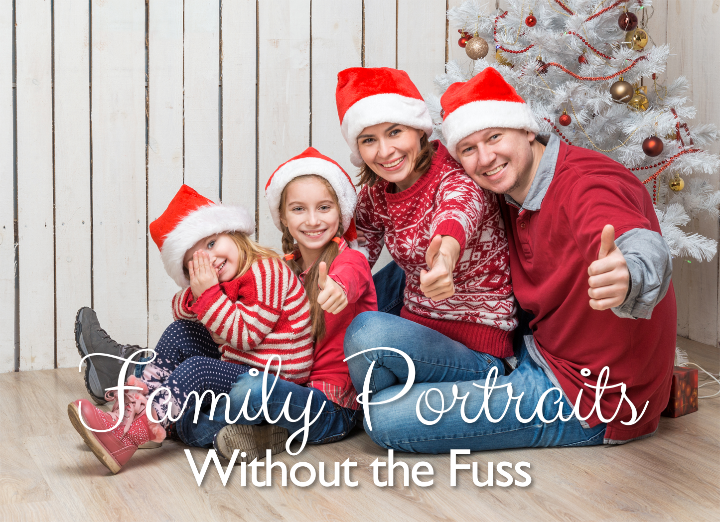 Create the Picture Perfect Family Portrait Without the Fuss